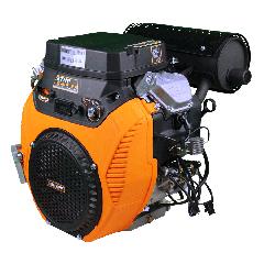 Sakura 27 HP Gasoline Boat Engine 2V80F-2A