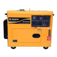 5KVA Diesel Generator WDG5000S