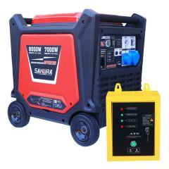 8 KW Inverter Generator SG8500i-A