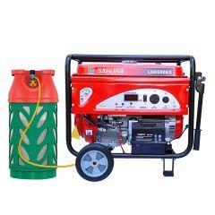 5.5 KW LPG Generator LG6500EX-DF