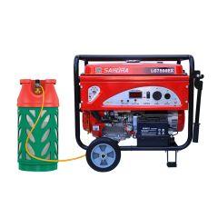 6.5 KW LPG Generator LG7500EX-DF