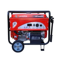 6.5KW Sakura Engine Generator LG7500EX
