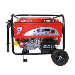 7.5KW Sakura Engine Generator LG9500EX
