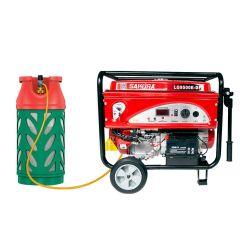 7.5 KW LPG Generator LG9500E-DF