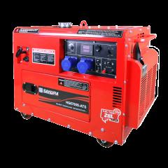 5.5 KW Soundproof Honda Generator HG6700S-ATS