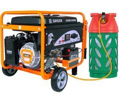 8.5KW LPG Generator STORM D9000E-DF