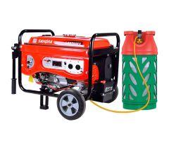 2.2 KW LPG Generator LG2700EX-DF