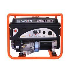 7.5KW Sakura Engine Generator STORM D8000R