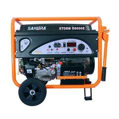 7.5KW Sakura Engine Generator STORM D8000E