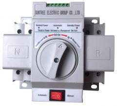 Suntree 63A, Single Phase Auto Changeover Switch Bangladesh