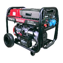Petrol Welding Generator - W200E